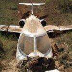 02.01.2021 Авария Learjet 31A, летевшего за больным Covid-19, в аэропорту Диамантина (Бразилия)